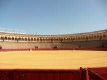 Granada-Stierkampfarena lizenzfreie stockfotografie