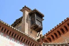 Granada stor historisk stad av Spanien-Andalusia, gammal stad Arkivfoton