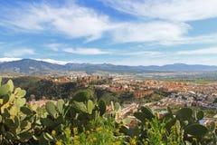 Granada tak Royaltyfria Bilder
