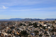 Granada. Stock Photography