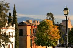 Granada. Royalty Free Stock Images