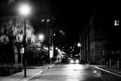 Granada ulica Obraz Stock