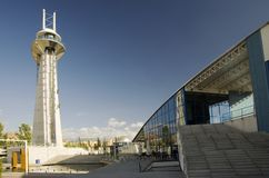 Granada vetenskapspark Arkivbild