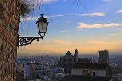 Granada. stock photo