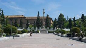 Granadaen Arkivfoton