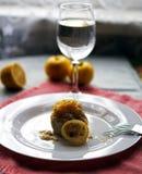 Granadeiro cozido Foto de Stock