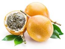 Granadilla fruits. Stock Image