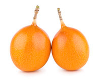 Granadilla (passion fruit) Stock Images