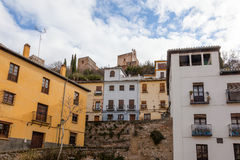 Granads spain Stock Photo