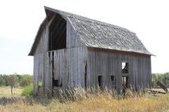 Granai di Midwest Fotografie Stock Libere da Diritti