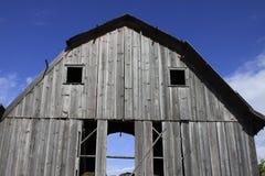 Granai di Midwest Fotografie Stock