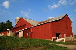 Granaio dei Amish Immagini Stock