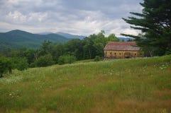 Granaio del New Hampshire Fotografia Stock Libera da Diritti