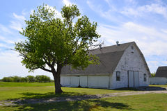Granaio del ranch Fotografia Stock Libera da Diritti