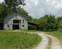 Granaio della Carolina Fotografie Stock