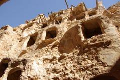 Granaio di Berber, Libia Immagine Stock Libera da Diritti