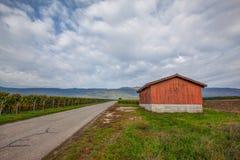 Granaio II di agricoltura Fotografia Stock