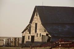 Granaio rurale Canada immagini stock libere da diritti