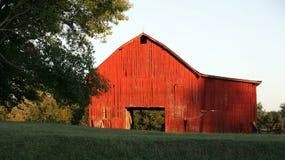 Granaio rurale Tennessee Fotografie Stock Libere da Diritti