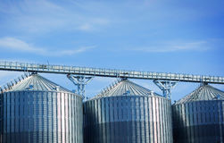 Granary. Stock Images