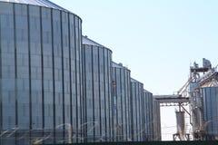 granary Agricultura, colheita da grão imagem de stock