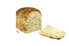 Granary Bread Royalty Free Stock Images