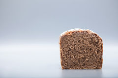 Granary Bread on gray background Stock Images