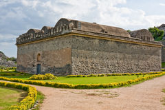 Granary at Gingee Fort. Old granary at Gingee Fort in Tamil Nadu, India Royalty Free Stock Photos