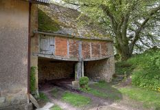 Granary, Gloucestershire Royalty Free Stock Photo
