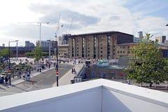 Granary Square Royalty Free Stock Photos