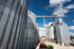 Granary Royalty Free Stock Images