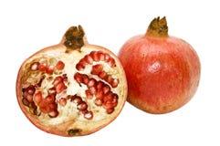 Granatäpfel. Lizenzfreie Stockfotografie