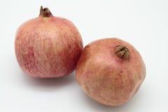 Granatäpplen Arkivfoto