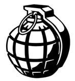 granat Fotografia Stock