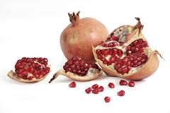Granat, pomegranate berries Stock Photo