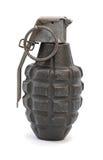 granat ręka fotografia royalty free