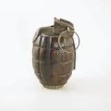 Granata a mano di era di WWII fotografia stock