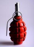 granata ręki rosjanin Zdjęcia Stock