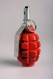 granata ręki rosjanin Obrazy Royalty Free