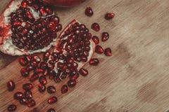 Granatapfel Lizenzfreie Stockbilder
