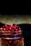 Granatapfel stockbilder