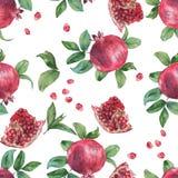 Granatapfel 3 Lizenzfreies Stockbild