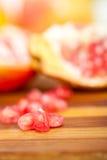 Granatowiec owoc Obrazy Stock