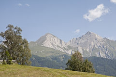 Granatspitz mountains Royalty Free Stock Photos
