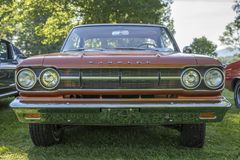 Amc rambler front end Stock Image