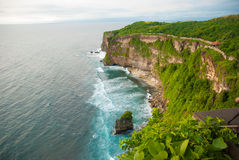 Grand †» Uluwatu d'endroit Photos stock