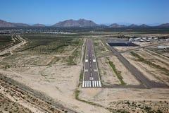 Grand aéroport de maison Photos stock