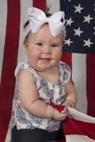 Grand Américain de sourire photo libre de droits