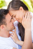 Grand amour Photo stock