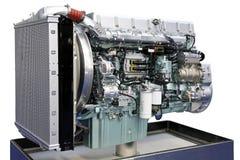 Grand angle d'engine Photographie stock libre de droits